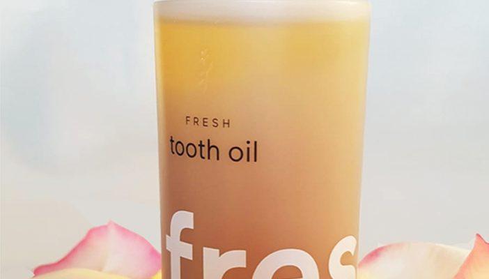 Zahnöl – natürliche Bio-Zahnpflege mit Minzöl, Sesam und Eukalyptus
