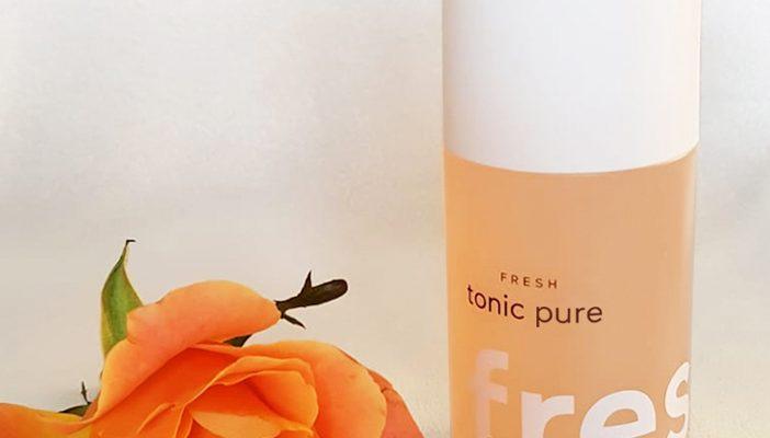 FRESH Tonic Pure – Erfrischendes Gesichtswasser für ölige Haut und Mischhaut