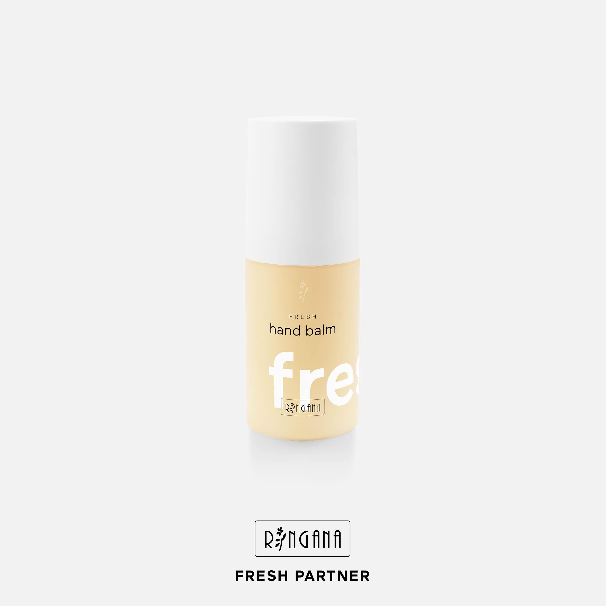 Ringana FRESH hand balm – Unsere beste hand creme: Natur Kosmetik!